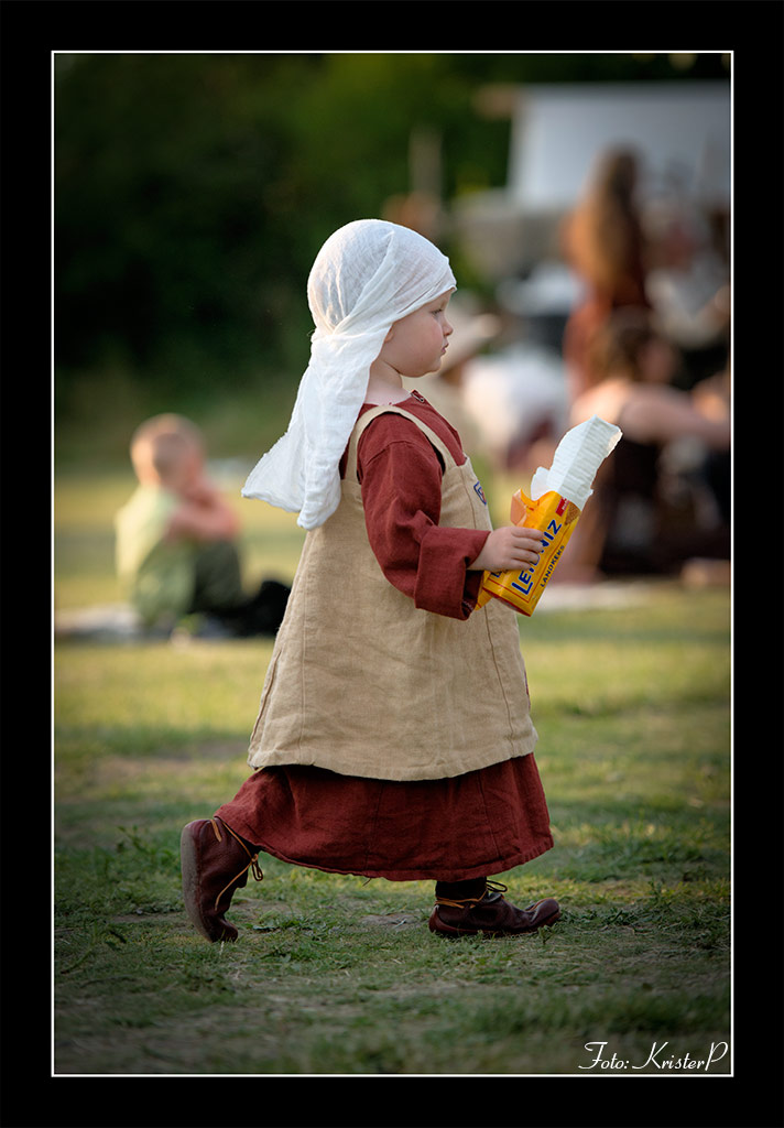 viking toddler