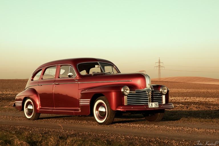 Pontiac Streamliner '48