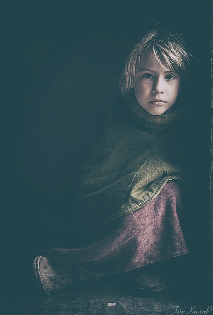 untitled portrait of a girl