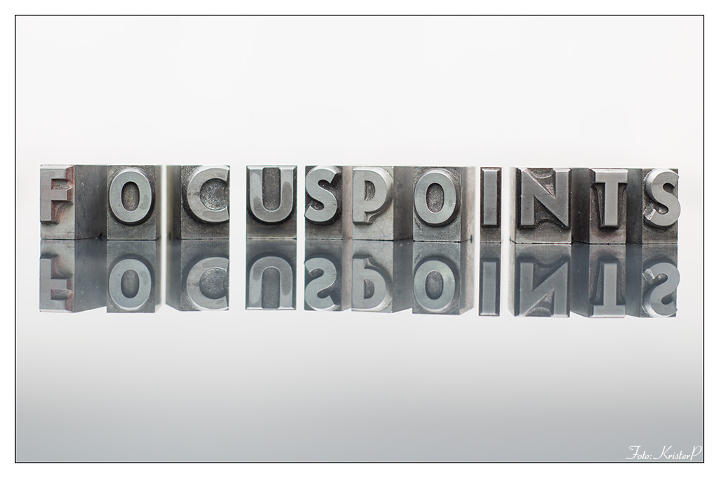 Focuspoints