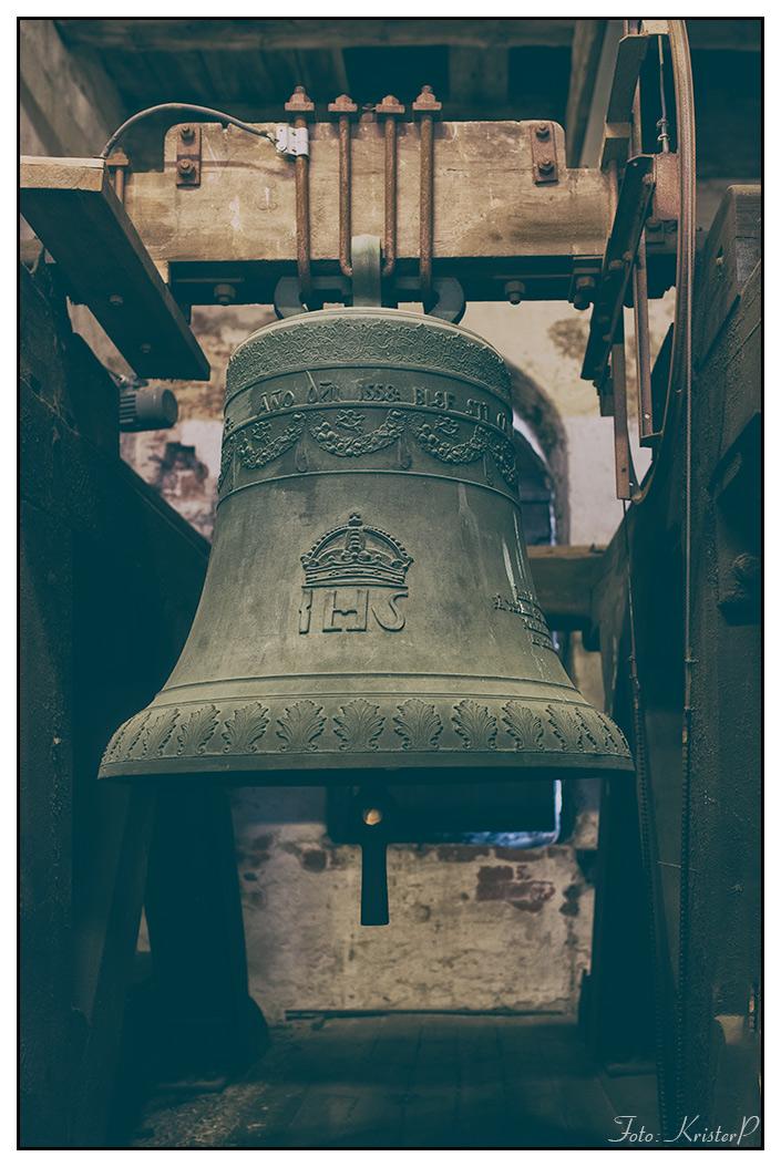 Anno 1558. Church bell.