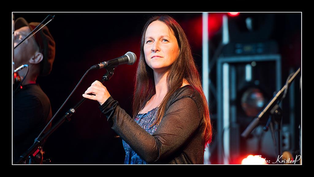 Emma Härdelin of Garmarna