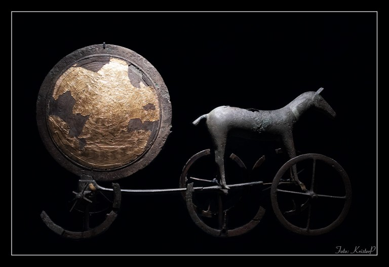 Solvognen - Trundholm sun chariot